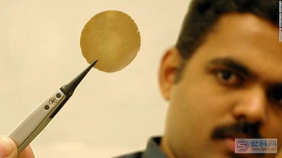 科学前瞻:石墨烯让空气发电技术成为现实