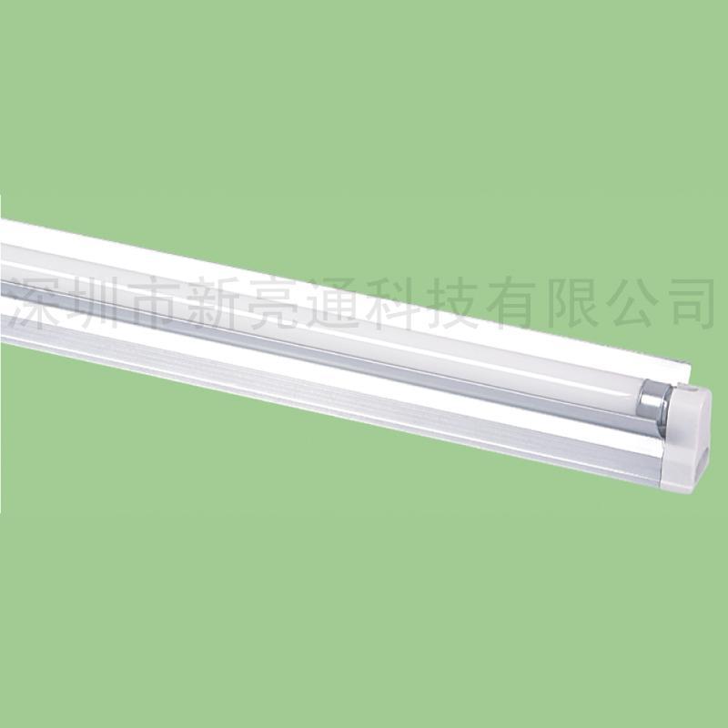 供应28W T5一体化超高光效节能灯具 支架灯 LED灯
