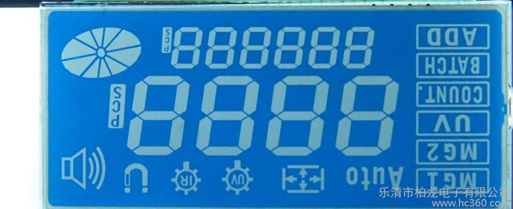 供应柏龙LCD LED  LCM85009柏龙电子LCD屏LEDLCM