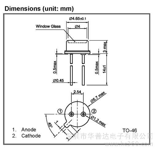 供应原装进口KED080RAXH点光源LED KED080RAX