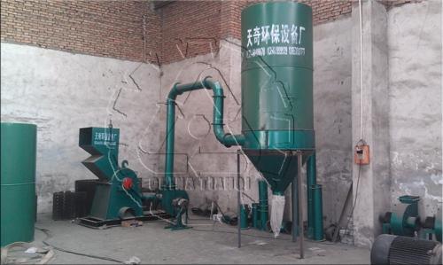 供应天奇环保600型易拉罐破碎机提升了废旧金属回收的价值