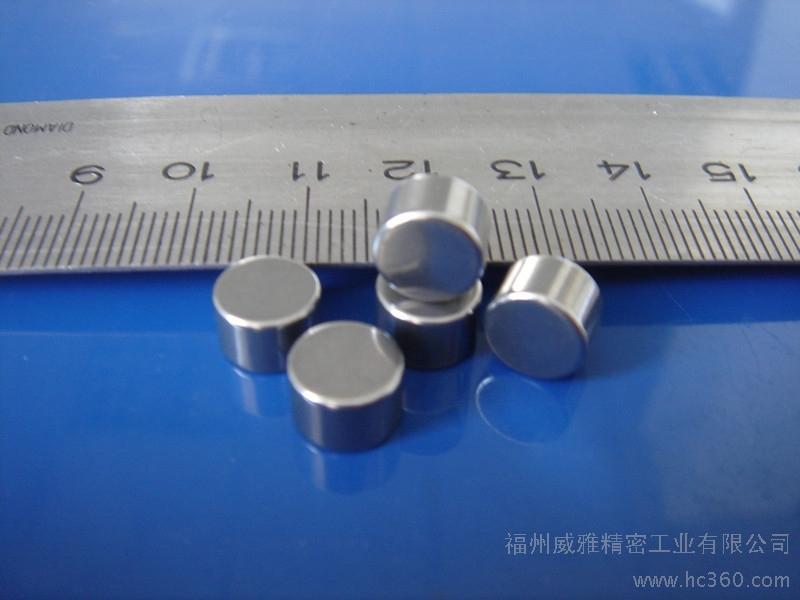 供应8.2X4.2滚针汽车座椅导轨滚针汽车 滚针厂 滚针 滚针滚子 不锈钢滚针