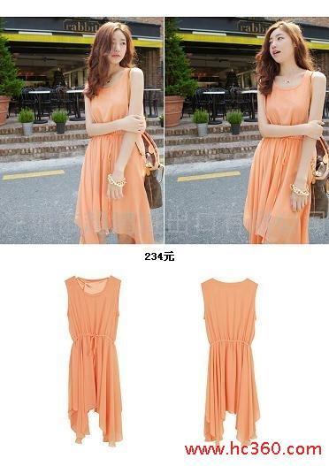 供应超鸿CH20120709特优惠热销韩国服装