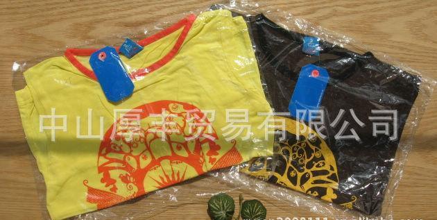 杭州冰丝t恤 ADAMS 男童短袖t恤 特价 童装外贸t恤