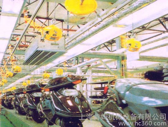 自行车、摩托车、电动车生产线