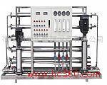 供应衡美HM0082吨/H双级反渗透纯净水标准设备(适用于医药、饮料、食品等行业