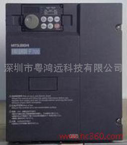 供应三菱变频器F740-55K建材、煤炭、医药、食品、造纸、