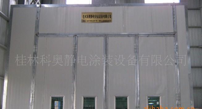 欢迎定制各类大型喷漆房,大型喷漆室(设计,制造,安装,调试)