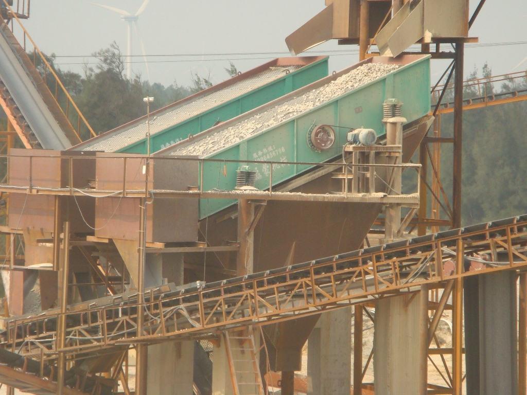 供应磊蒙制砂/碎石/陶瓷原料/矿石设计与安装生产线