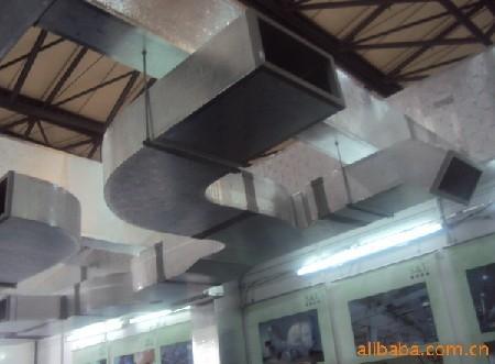 供应承接空调风道设计与安装工程,厂家直销酚醛复合风管