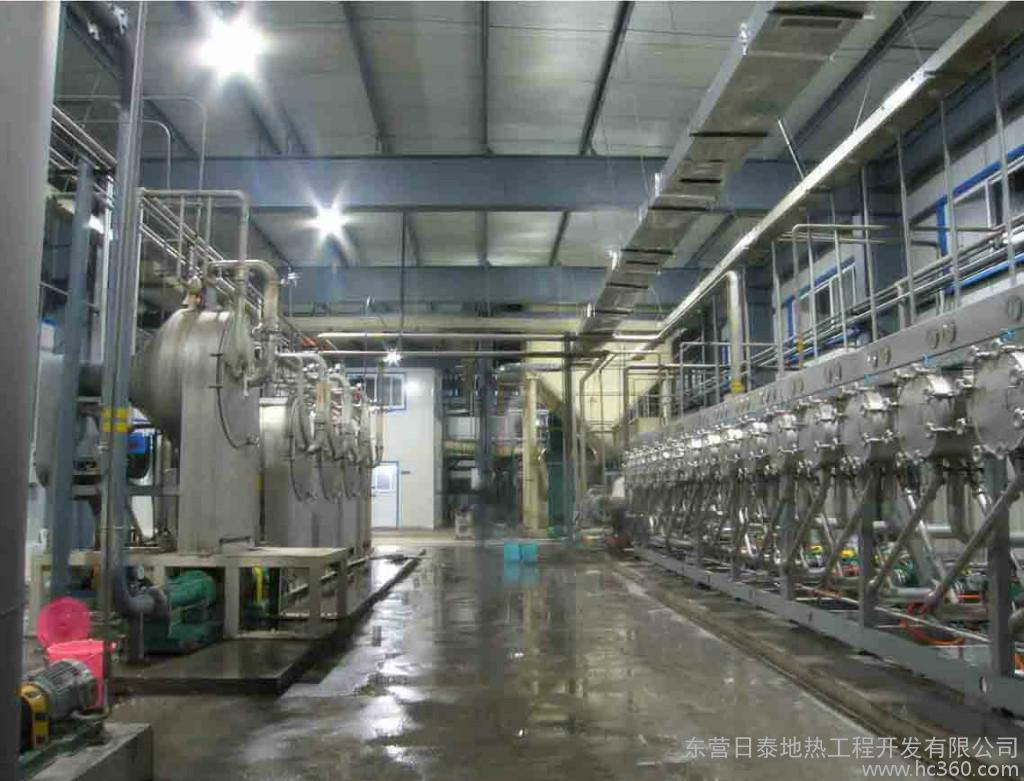 供应日泰 冷库生产线设计