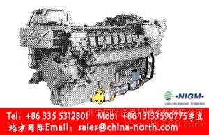供应中国完全自主知识产权1360kw大功率双燃料发电机组